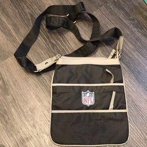 NFL over the shoulder bag